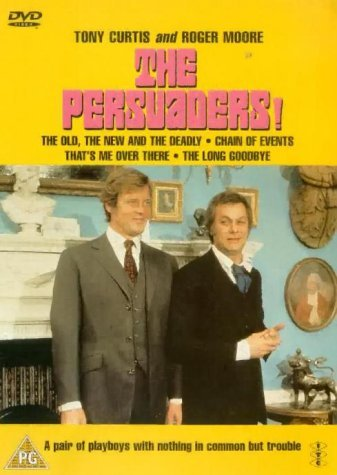 The Persuaders: Episodes 11-14 [DVD] [1971] by Tony Curtis