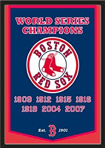 Dynasty Banner Of Boston Red Sox-Framed Awesome & Beautiful-Must For A... by Art and More, Davenport, IA