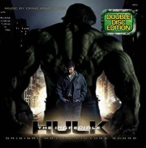 The Incredible Hulk - Original Motion Picture Score (Double Disc Edition) (2008)