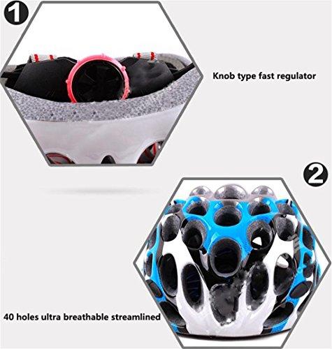 Rainbow flower Professional skating helmet bicycle helmet outdoor sports helmet comfortable and breathable