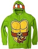 Teenage Mutant Ninja Turtles Tmnt Michelangelo Mens Costume Hoodie