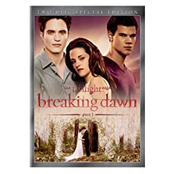 The Twilight Saga: Breaking Dawn - Part I (Two-Disc Special Edition)