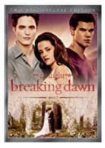 The Twilight Saga: Breaking Dawn [Blu-ray]