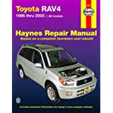 Haynes Toyota Rav4 Automotive Repair Manual: 1996 Thru 2005 (Haynes Repair Manual (Paperback))by Bob Henderson