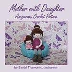 Mother with Daughter Amigurumi Croche...