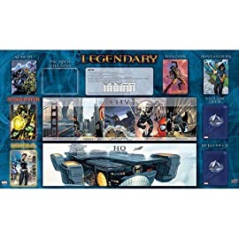 Marvel Legendary Playmat