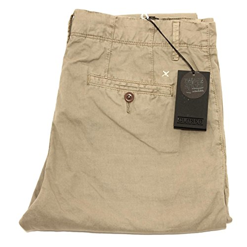 96920 pantaloni CLOSED ASHTON jeans uomo trousers men [32]