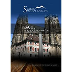 Naxos Scenic Musical Journeys Prague A Musical Tour of the City's Past and Present