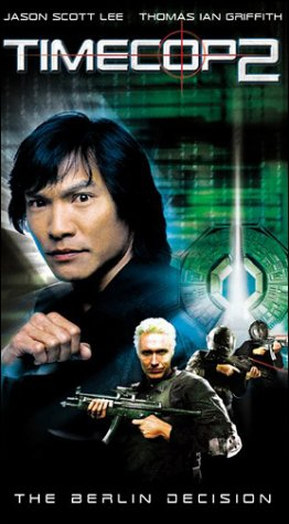 Timecop 2: The Berlin Decision [VHS] [Import]