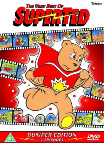 SuperTed - The Very Best Of SuperTed [DVD]