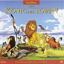 Der König der Löwen Hörspiel von Wenzel Lüdecke Gesprochen von: Frank Lorenz Engel, Ilja Richter, Joachim Kemmer