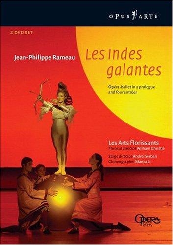 Jean-Philippe Rameau - Les Indes galantes / Les Arts Florissants, Christie (Opera de Paris 2003)