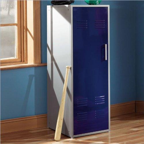Teen Trends Navy Blue Storage Locker