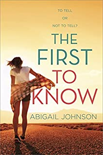 Book Cover: The First to Know