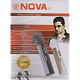 Nova Rechargeable Trimmer & Shaver for Men Hair Trimmer Beard Trimmer Moustache Trimmer 3666