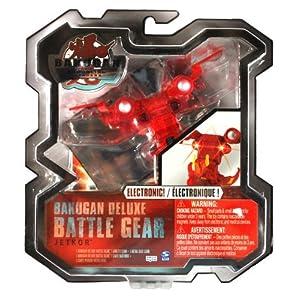 Bakugan Gundalian Invaders Deluxe Battle Gear - JETKOR