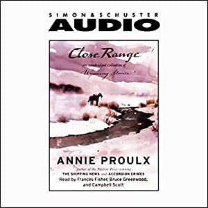 Close Range Audiobook