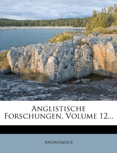 Anglistische Forschungen, Die altenglischen Säugetiernamen.