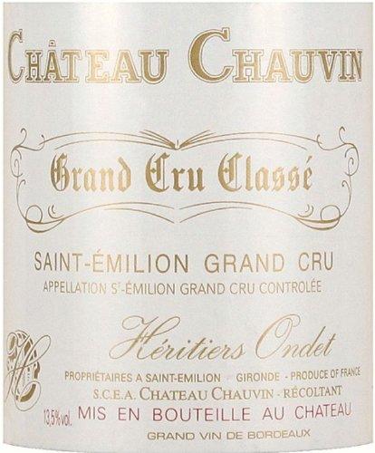 2006 Château Chauvin Saint-Émilion Grand Cru Classé 750 Ml