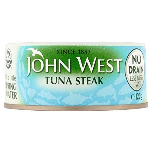 john-west-kein-ablassen-thunfisch-steak-in-springwater-120g