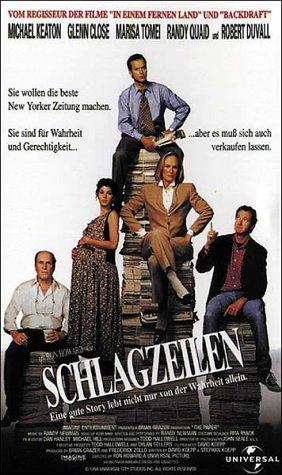 Schlagzeilen [VHS]