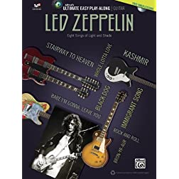 Led Zeppelin Ultimate Easy Guitar Play-Along