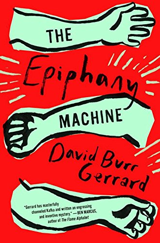 Book Cover: The Epiphany Machine