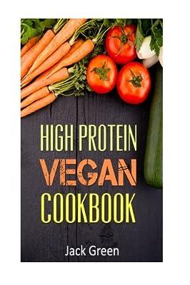 Vegan: High Protein Vegan Cookbook-Vegan Diet-Gluten Free & Dairy Free Recipes (Slow cooker,crockpot,Cast Iron)