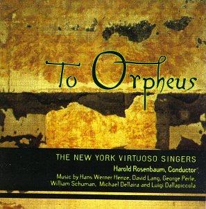 To Orpheus
