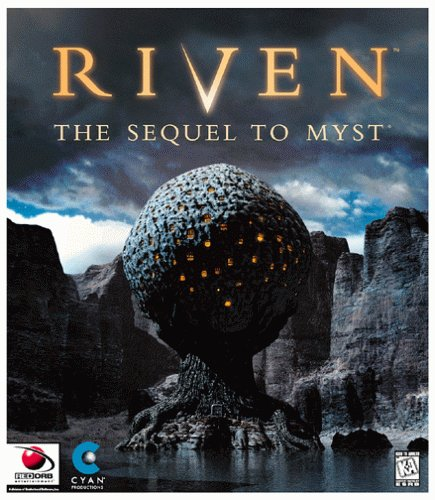 Riven: The Sequel To Myst Dvd-Rom - Pc front-875115