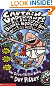 Big, Bad Battle of the Bionic Booger Boy Part Two:The Revenge of the Ridiculous Robo-Boogers: Revenge of the Ridiculous Robo-Boogers Pt.2 (Captain Underpants)