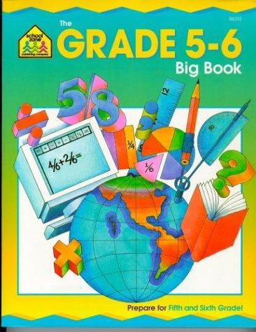 Grades 5-6 (New Big Get Ready Books)