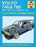 Volvo 740 & 760, 1982 to 1991 (up to J Registration) Petrol Matthew Minter