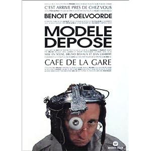 Benoît Poelvoorde - Modèle déposé affiche