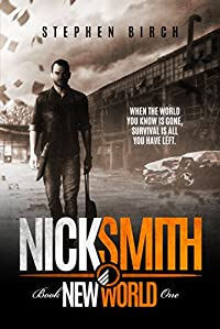 New World: Nick Smith Book One by Stephen Birch ebook deal