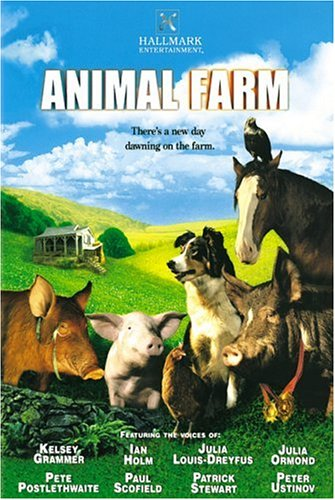 Cover art for  Animal Farm