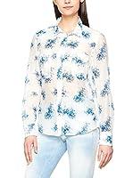 Meltin Pot Camisa Mujer (Blanco)