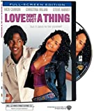 Love Don't Cost a Thing (Full Screen) [Import]