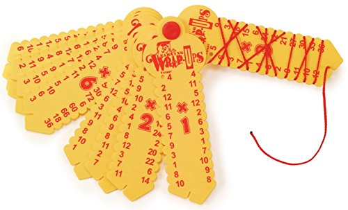 Learning Wrap-ups Multiplication Keys, Yellow