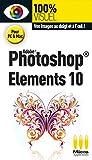 100%VISUEL£PHOTOSHOP ELEMENTS 10