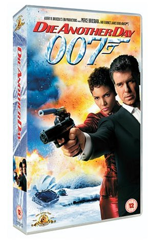James Bond - Die Another Day [VHS] [UK Import]