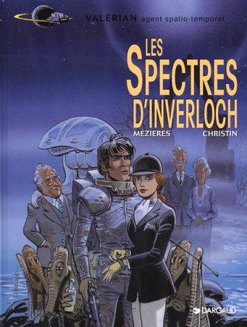 Valérian (11) : Les Spectres d'Inverloch