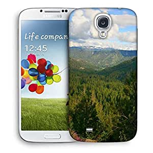 Snoogg Tall Trees In Forest Printed Protective Phone Back Case Cover For Samsung S4 / S IIII