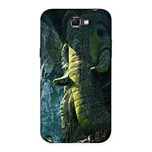 Rock Ganesha Back Case Cover for Galaxy Note 2