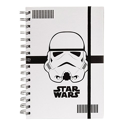 Block Notes A5 Stormtrooper Star Wars
