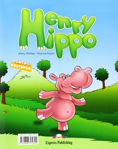 Henry hippo set +cd/dvd