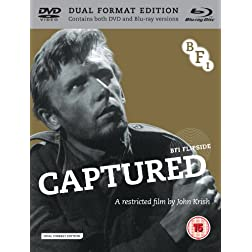 Captured [Blu-ray]