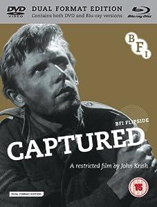 Captured (BFI Flipside) (DVD + Blu-ray)
