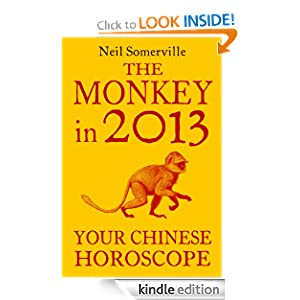 The Monkey in 2013: Your Chinese Horoscope