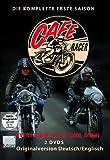 Cafe Racer Deutsch/Englisch 2 DVDs